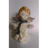 Ангел рождественский 3D, форма силиконовая