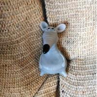 Мышь Арсеня 3D, форма силиконовая