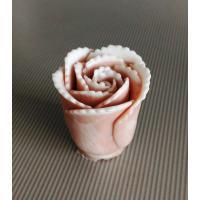 Бутон Розы Резной 3D, форма силиконовая