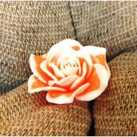 Роза Гримальди мини 3D, форма силиконовая
