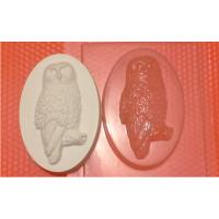 Сова БП ,1шт, форма пластиковая