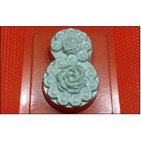 8 Марта в цветах БП, 3шт, форма пластиковая
