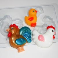 Семейка Петуховых ЕХ, форма пластиковая