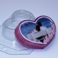 Люблю тебя ЕХ, 1шт, форма пластиковая