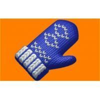 Варежка вязаная БП, 1 шт, форма пластиковая